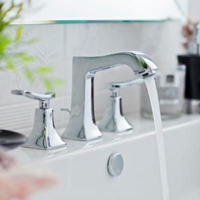 bathroom plumbing repair