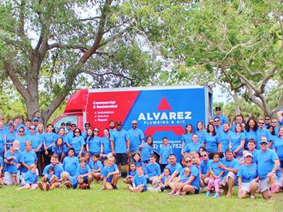 alvarez plumbing team