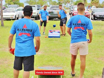 alvarez plumbing family
