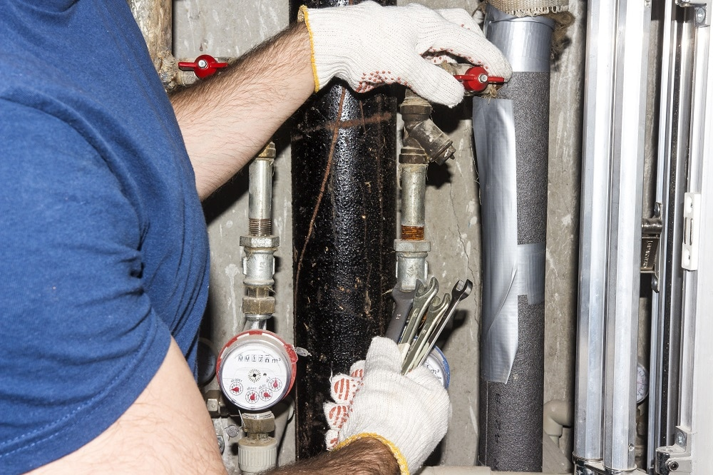 Residential Main Sewer Line Repair