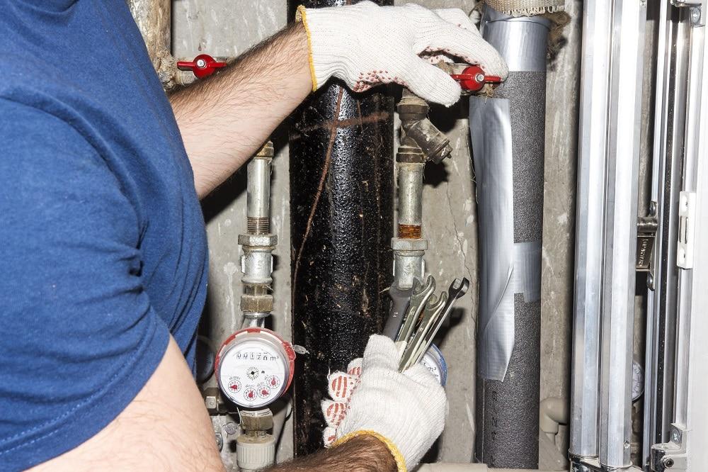 Residential Main Sewer Line Repair