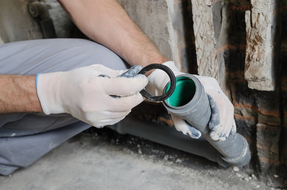 commercial sewer line replacement